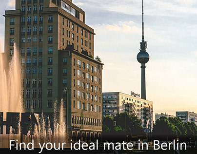 UX-UI Design: App for finding flat/room-mates in Berlin