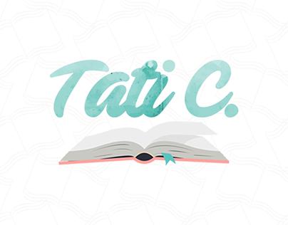 Tati C (Responsive Blogger Theme and Bookmark)