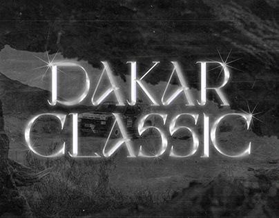 Diseño de Vinilo Dakar