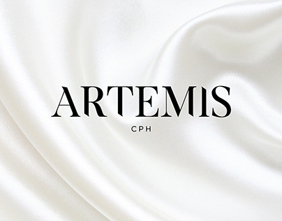 ARTEMIS / Bridal Wear Visual Identity