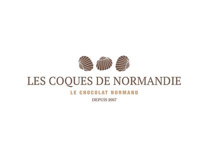 Les Coques de Normandie : branding #2