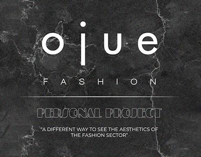 OJUE una marca de ropa con un punto de vista distinto.