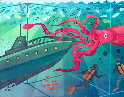 Jules Vernes Exhibit