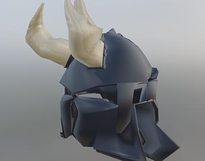 Stormbreaker's Helmet