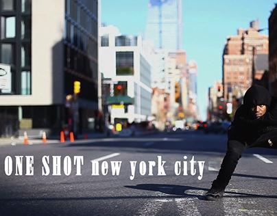 One Shot New York