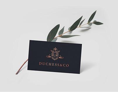 Duchess & Co Branding
