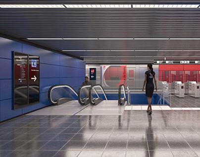 TMB - Subway Interiors
