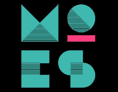 Logo design MOES