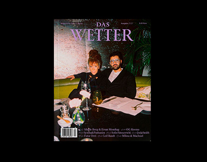 »Das Wetter« Magazine for Music and Literatur Issue 20