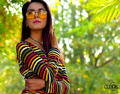 Basic Photoshoot | Sadia