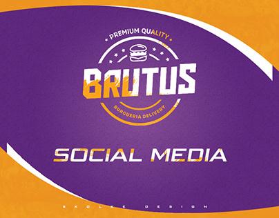 SOCIAL MEDIA - Brutus Burgueria