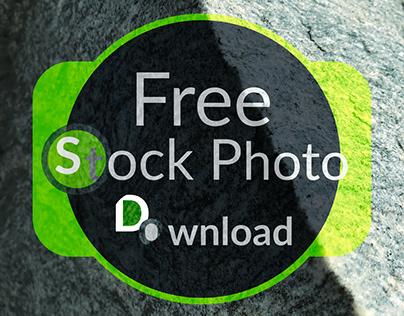 Free Stock Photo - Sharp Rock