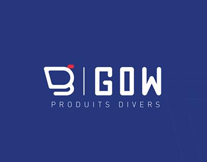 GOW   Brand Design