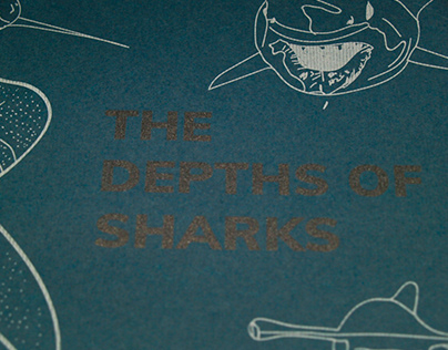 THE DEPTHS OF SHARKS