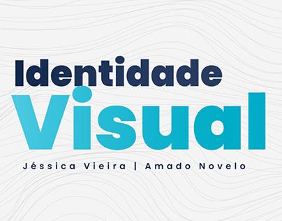 Identidade Visual   Amado Novelo