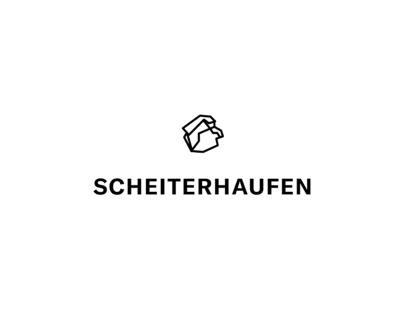 SCHEITERHAUFEN // Website for failed ideas