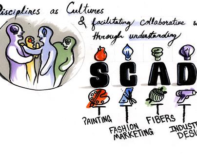 Interdisciplinary Understanding at SCAD