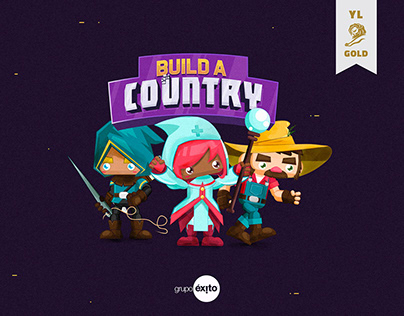 WINNER YL PR BUILD A COUNTRY (Grupo Éxito)