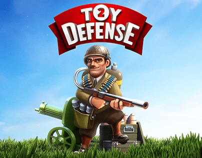 Toy Defense 2 TD Strategy Game