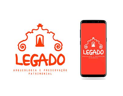 LEGADO ARQUEOLOGIA | LOGO