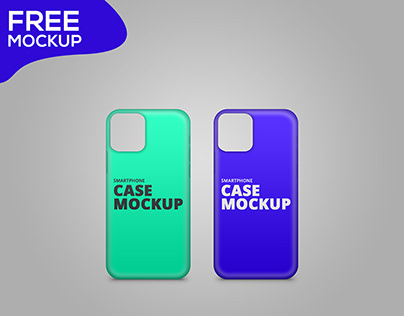 Freebie iPhone 11 & iPhone 11 Case Mock Up