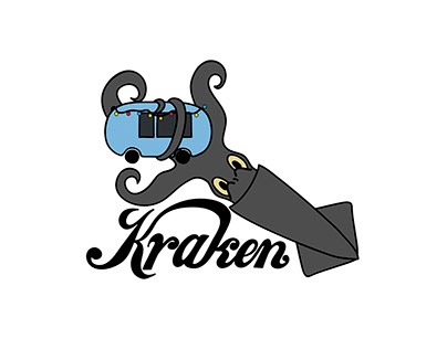 Kraken | Brading & Packaging