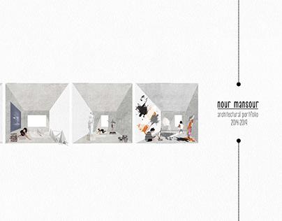 Architecture & Design Portfolio | Nour Mansour
