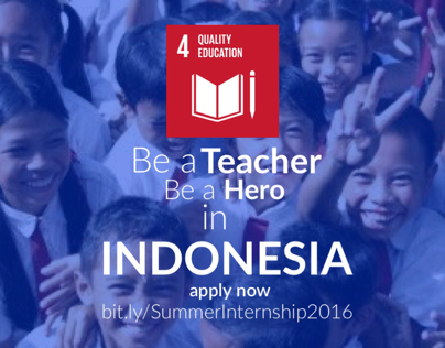 Internship With AIESEC INDONESIA