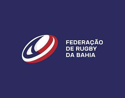 Branding Federação de Rugby da Bahia