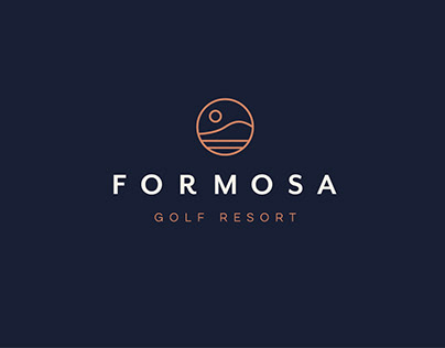 Formosa Golf Resort - Brand Identity
