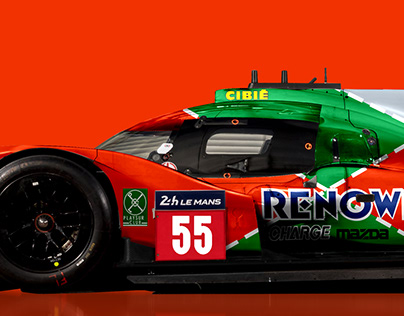 Retro Le Mans Liveries 2019