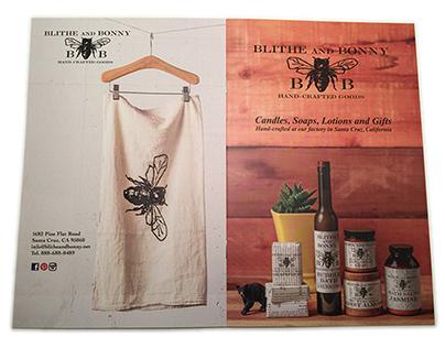 Blithe and Bonny Product Catalog
