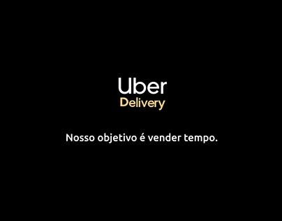 Projeto fictício Uber Delivery