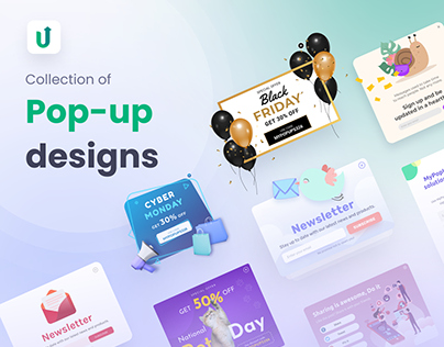 Collection of Pop-up designs