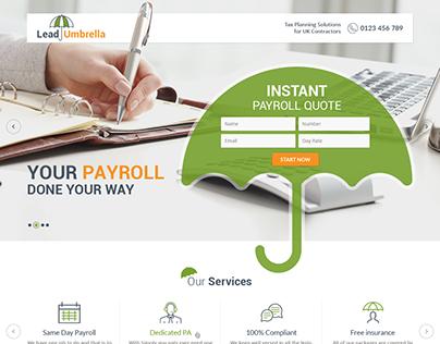 Payroll website