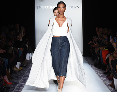 Fashion Gallery NYFW: Collection 1