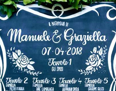 Tableau de mariage & Place cards