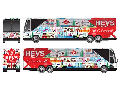 FVT Canada Ad Campaign - Heys International