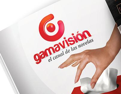Rebrandig Gamavisión