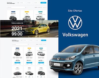 Site de Ofertas Volkswagen