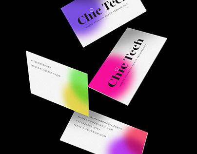 Chic Tech-Where Fashion Meets Technology Branding