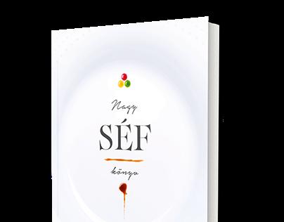 Nagy séf könyv Cookbook
