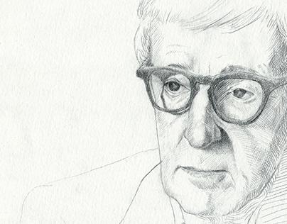 Portraits on Moleskine