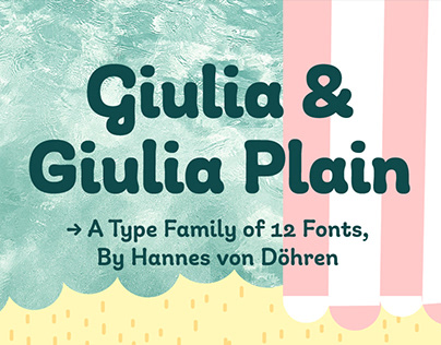 Giulia (Typefamily)