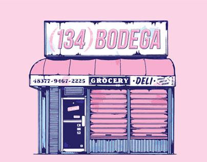 (134) Bodega