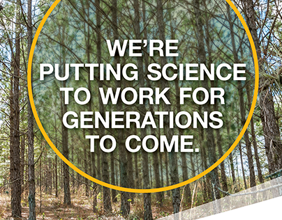 Mosaic - Putting Science to Work Campaign