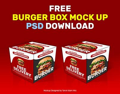 Free PSD Download | Box Mockup