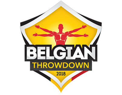 Refonte - Logo Belgian throwdown