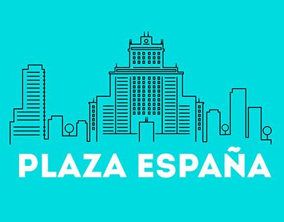 Decide Plaza España. Ayuntamiento de Madrid