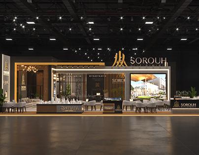 SOROUH Booth - REAL GATE 2021 - Proposal
